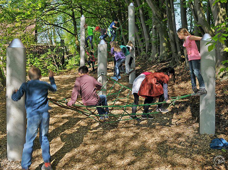 Rope Course från Richter