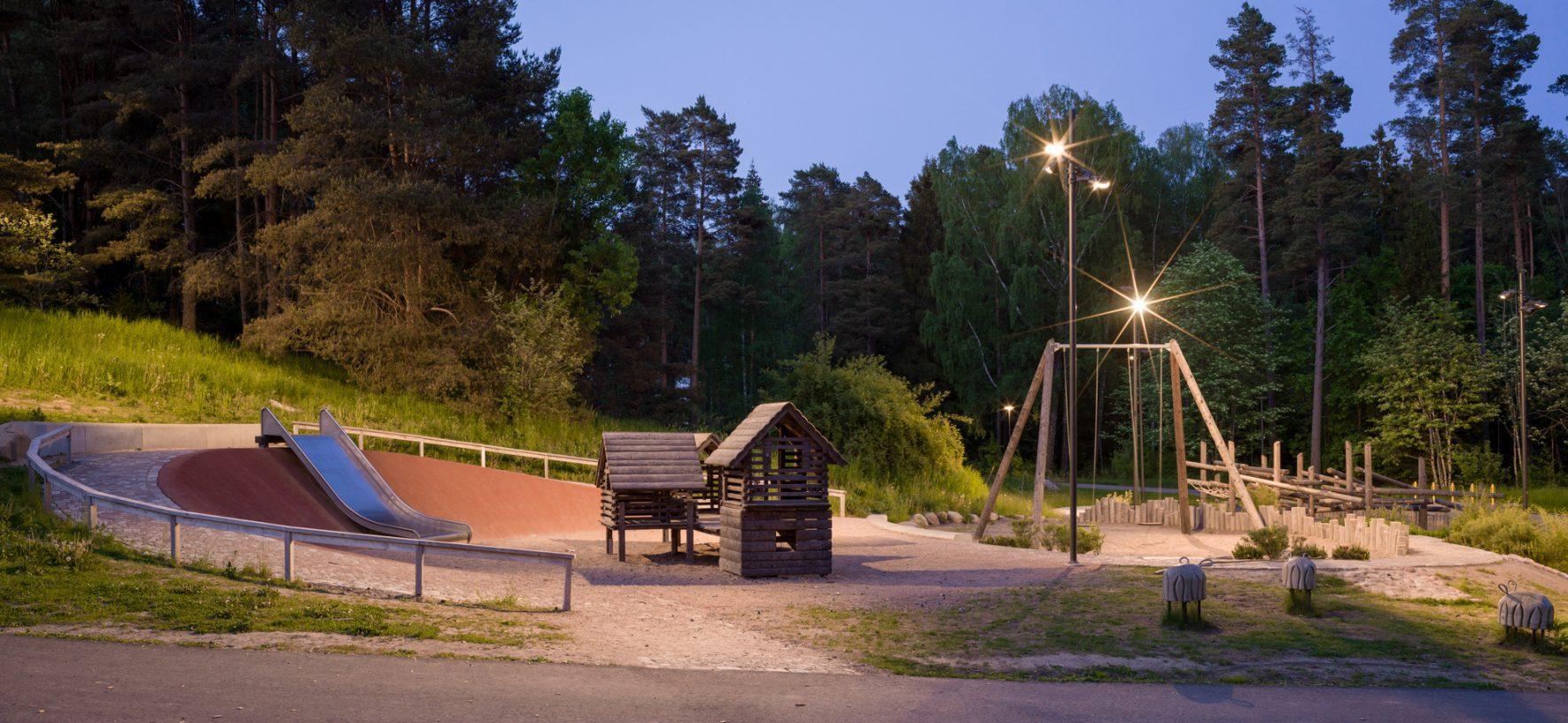 Vivallakullen, Örebro