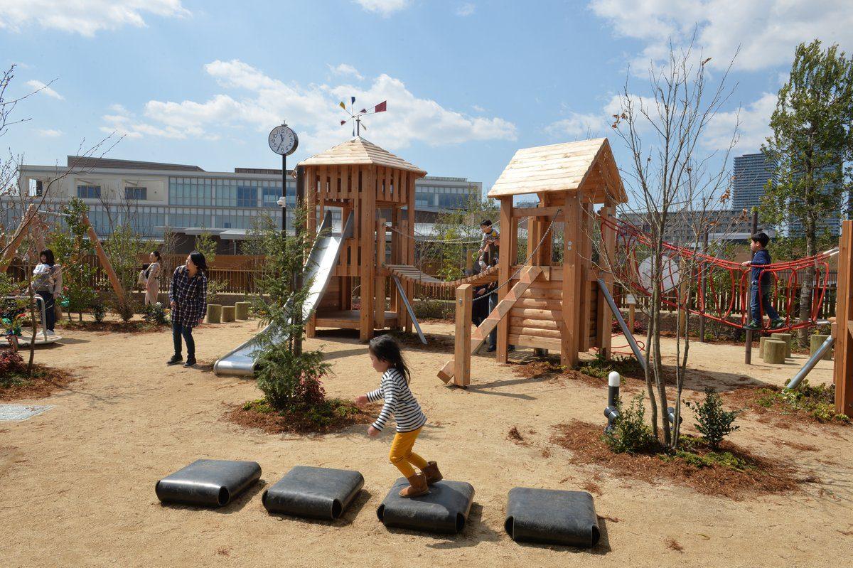 Playville Takatsuki, Osaka, Japan